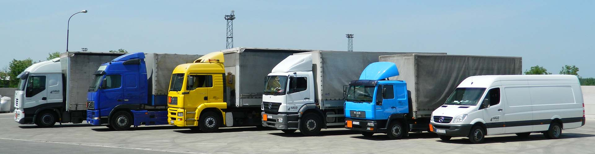 Argo transport